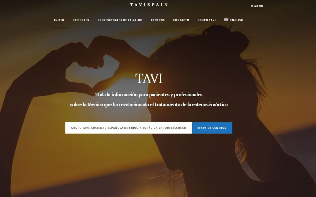 TAVISPAIN, the leading cardiovascular information portal in the sector