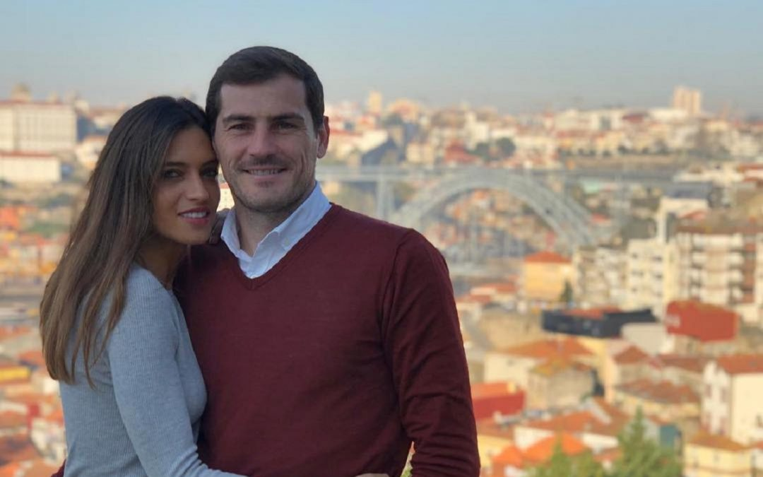 "Interview with Casillas: ""The difficult thing is not to play in front of 80,000 people, but to operate on a heart"""